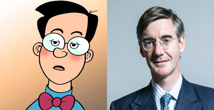 Catholic MP flattered by Beano character comparison